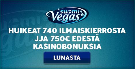 Nettikasino tarjoukset - Parhaat kasinotarjoukset-Rizk.com