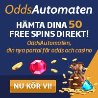 Odds Automaten Casino & Sportsbook - free spins, gratis bonus, free bet